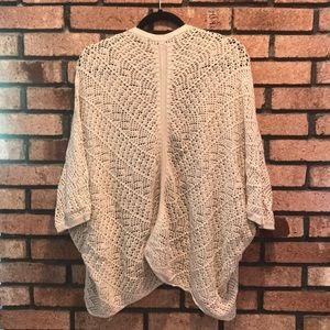Forever 21 Sweaters - Forever 21 crochet cardigan